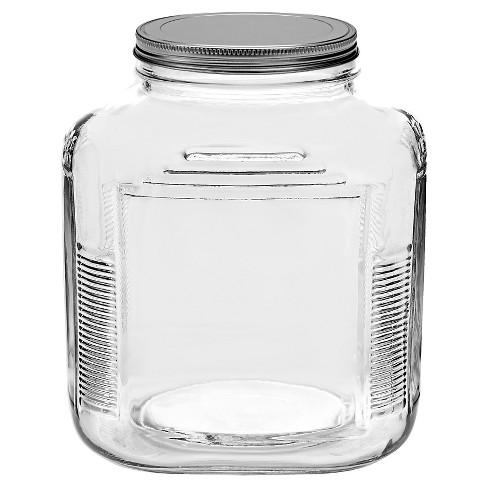 Anchor Hocking Glass Cracker Jar 1gal - image 1 of 1
