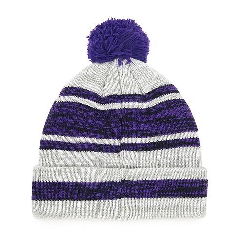 fa4bf98e012 NFL Men s Minnesota Vikings Sky Knit Hat   Target