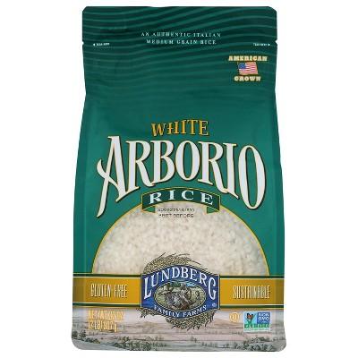 Lundberg Medium Grain White Arborio Rice - 2lbs