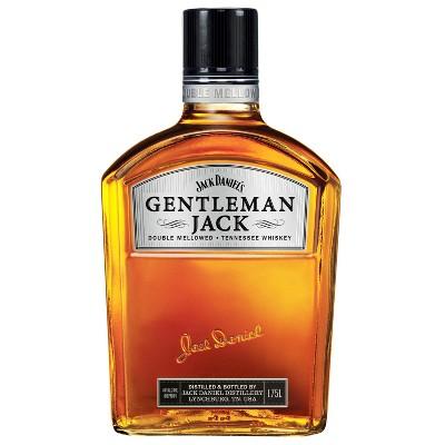 Jack Daniel's Gentleman Jack Tennessee Whiskey - 1.75L Bottle