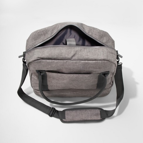 Duffel Bag Heather Gray - Made By Design™   Target 4cfb67f35a