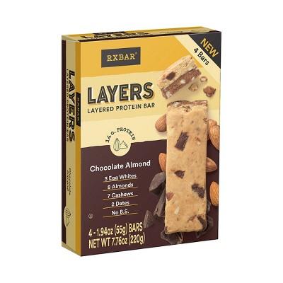 RXBAR Chocolate Layers - 7.76oz/4pk