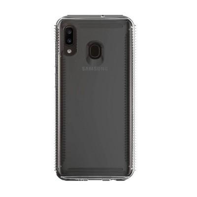 Body Glove Prizm Phone Case for Samsung Galaxy A20 - Clear