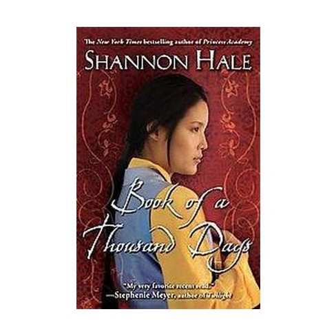 book of a thous and days hale shannon