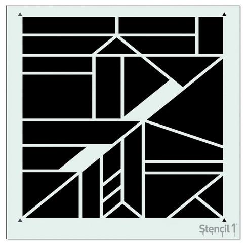 Stencils White Stencil1, Inc. - image 1 of 2