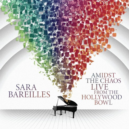 Sara Bareilles - Amidst the Chaos: Live from the Hollywood Bowl (2 Discs) (CD) - image 1 of 1