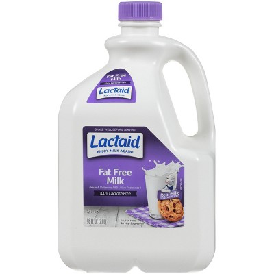 Lactaid Lactose-Free Skim Milk - 96 fl oz