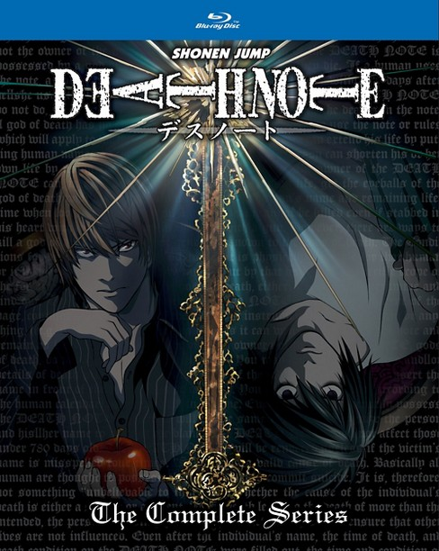 Death note:Complete series (Blu-ray) - image 1 of 1
