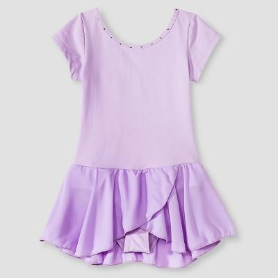 Danshuz Girls' Leotard   Lavender by Lavender