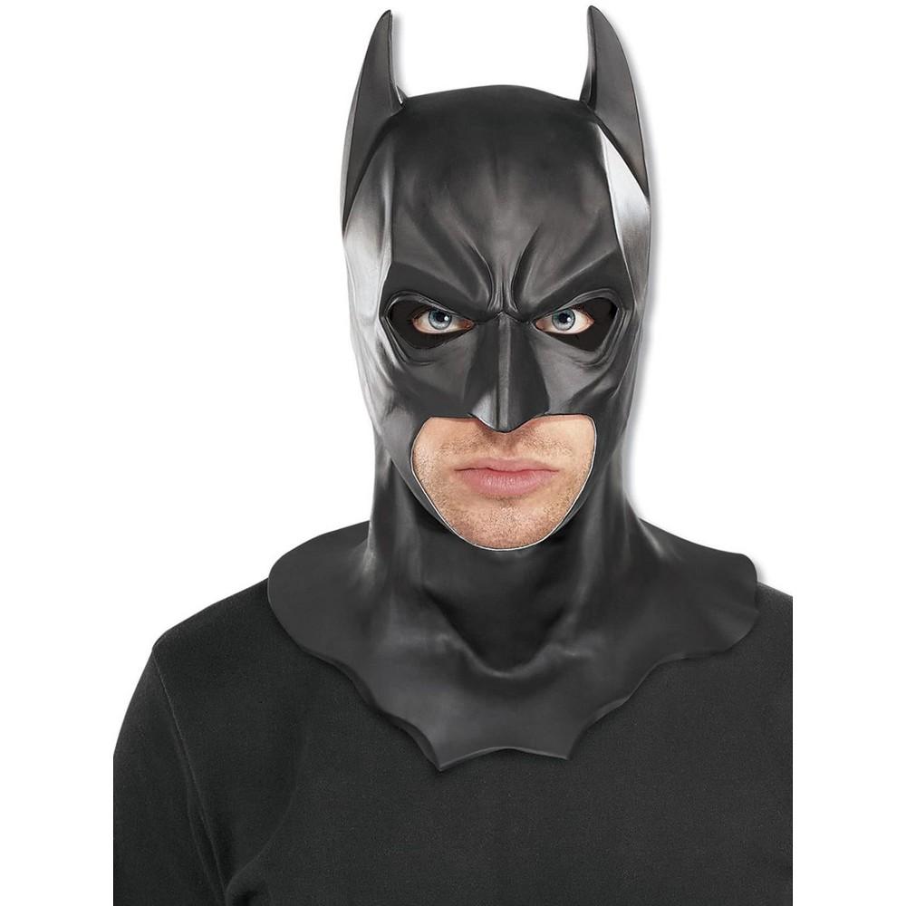 Men's Batman Full Mask Halloween Costume Mask Rubies, Multi-Colored