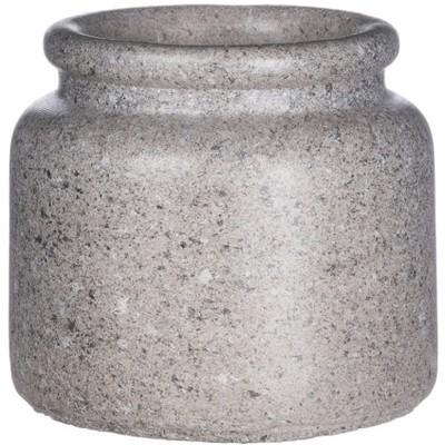 Sullivans Cement Flower Planter