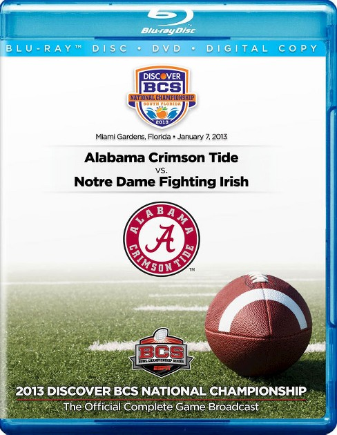 2013 discover bcs national championsh (Blu-ray) - image 1 of 1
