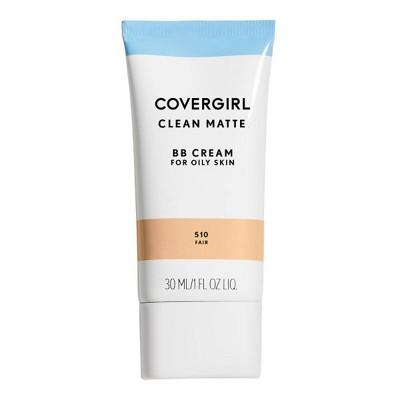 Face Makeup: Covergirl Clean Matte BB Cream
