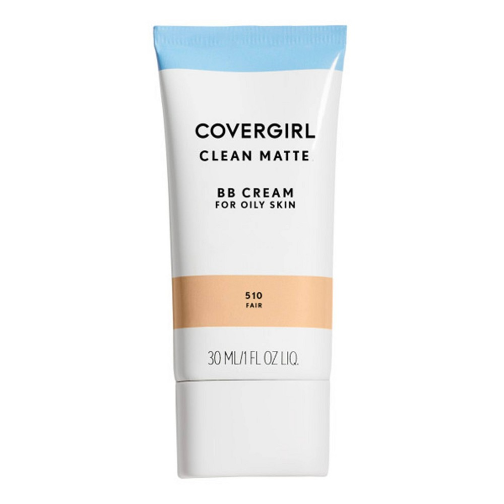 Image of COVERGIRL Clean Matte BB Cream 510 Fair 1 fl oz