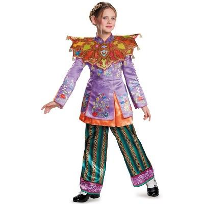 Alice in Wonderland Looking Glass Alice Prestige Child Costume