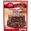 Betty Crocker Supreme Triple Chunk Brownie Mix - 17.8oz - image 2 of 4