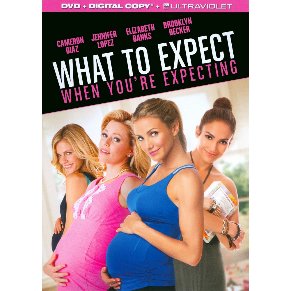 What to Expect When You're Expecting (dvd_video) What to Expect When You're Expecting (dvd_video)