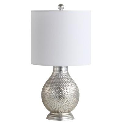 Teva Table Lamp Silver 10 x19  - Safavieh