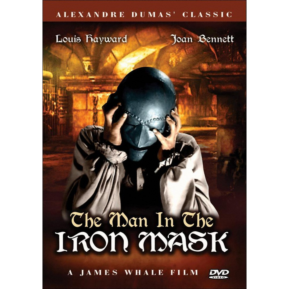 Man In The Iron Mask (Dvd)