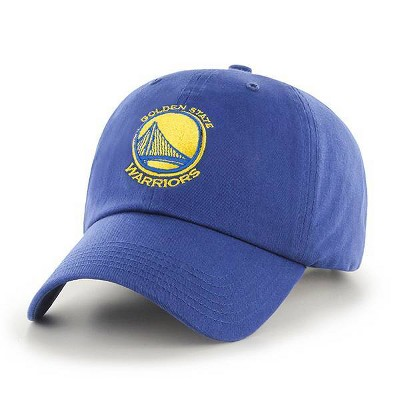 NBA Golden State Warriors Men's Clean Up Hat