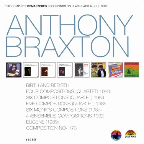 Anthony braxton - Complete remastered recordings (CD) - image 1 of 1