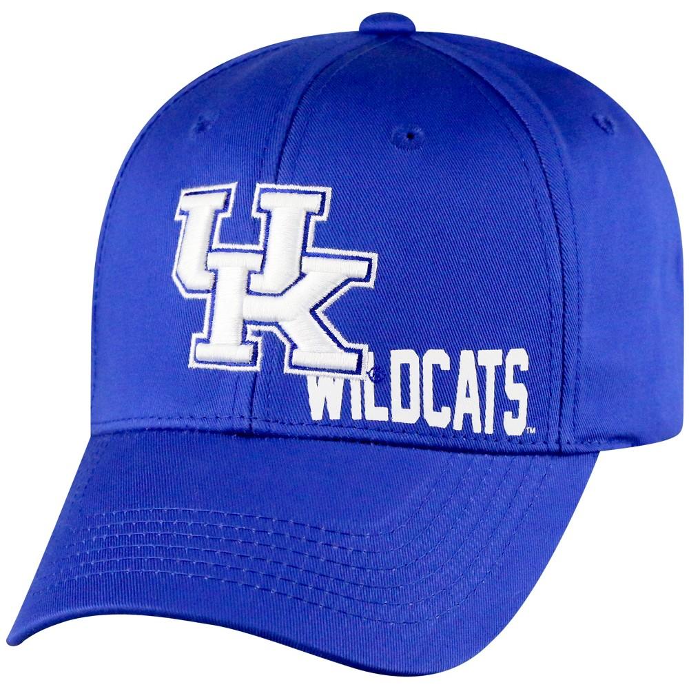 NCAA Kentucky Wildcats Supporter Adjustable Baseball Hat, Men's