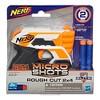 NERF Micro Shots Rough Cut 2X4 Blaster - image 2 of 3