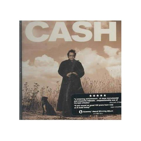 Johnny Cash - American Recordings (CD) - image 1 of 1