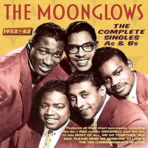 Moonglows - Complete Singles As & Bs:53-62 (CD) - image 1 of 1