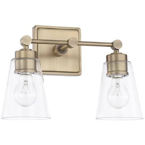 "Capital Lighting 121821-432 2 Light 14"" Wide Bathroom Vanity Light - image 1 of 1"