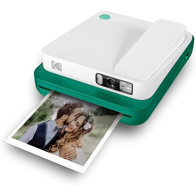 KODAK Smile Classic Digital Instant Camera for 3.5 x 4.25 Zink Photo Paper - Bluetooth, 16MP Pictures