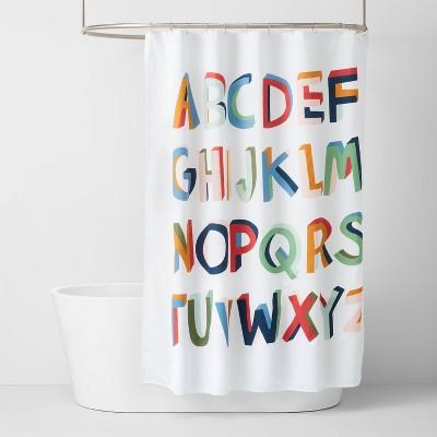 ABC Shower Curtain - Pillowfort™
