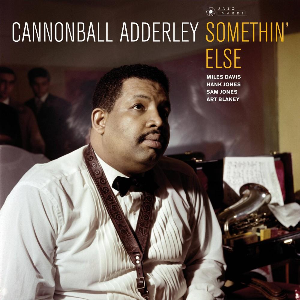Cannonball Adderley Somethin Else Vinyl