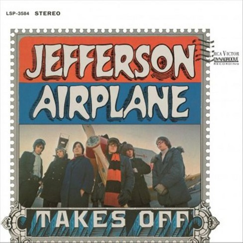 Jefferson airplane - Takes off (Vinyl) - image 1 of 1