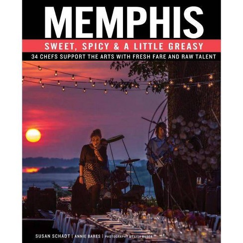 Memphis - by  Susan Schadt (Hardcover) - image 1 of 1