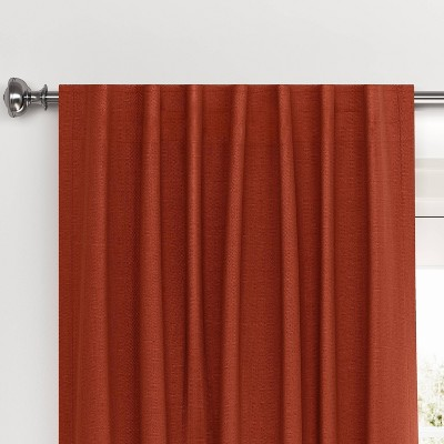 Velvet Blackout Curtain Panel - Threshold™