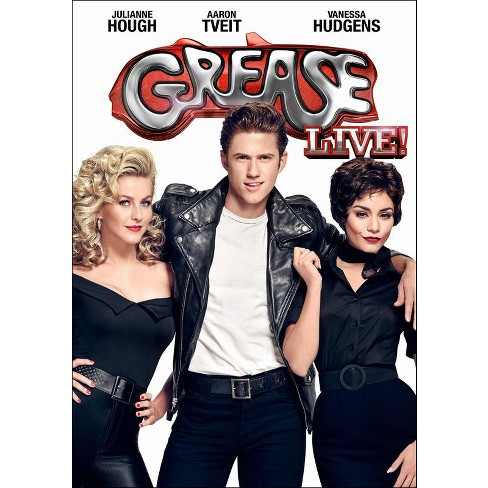 Grease Live! (DVD) - image 1 of 1