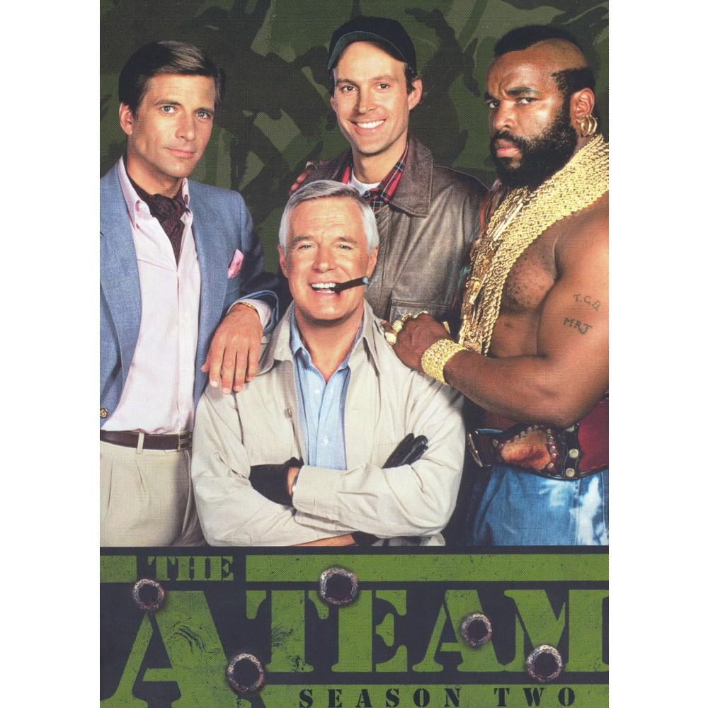 The A-Team: Season Two (3 Discs) (dvd_video)