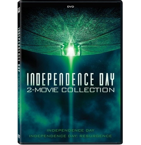 Independence Day 2 Movie Collection (DVD) - image 1 of 1