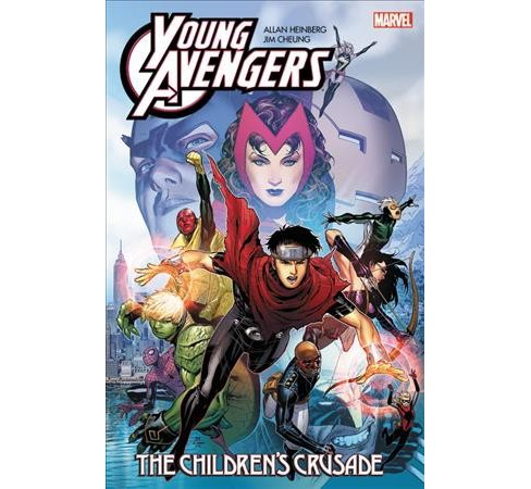 Young Avengers : The Children's Crusade (Reprint) (Paperback) (Allan Heinberg) - image 1 of 1