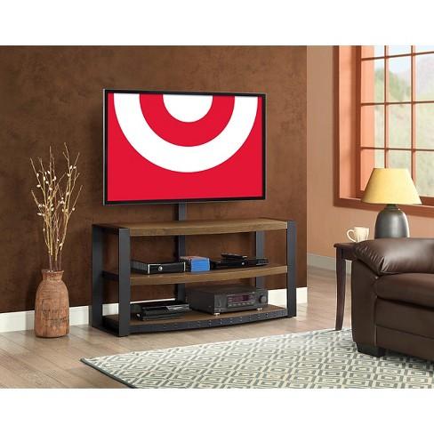 Santa Fe 3 In 1 Tv Stand Gunmetal 65 Whalen Target