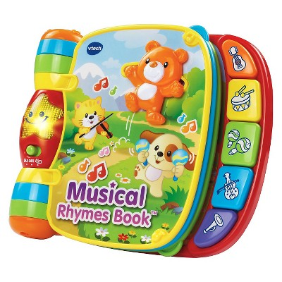 VTech® Musical Rhymes Book™