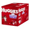 Huggies Little Movers Diapers - Size 4 (70ct) - image 4 of 4