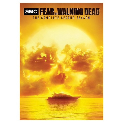 Fear The Walking Dead Season 2 (DVD) - image 1 of 1