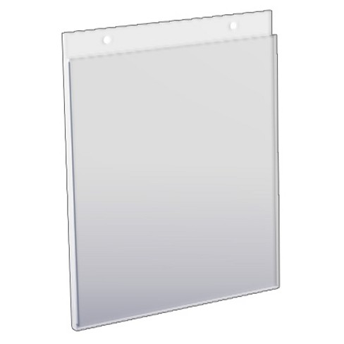 Azar 8 X 10 Wall U Frame Acrylic Sign Holder 10ct Target