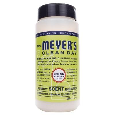 Mrs. Meyer's® Lemon Verbena Laundry Scent Booster - 18oz