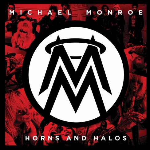 Michael monroe - Horns and halos (CD) - image 1 of 1