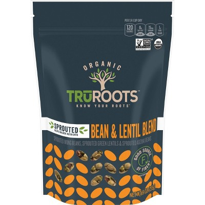 truRoots Sprouted Bean and Lentil Medley - 9oz