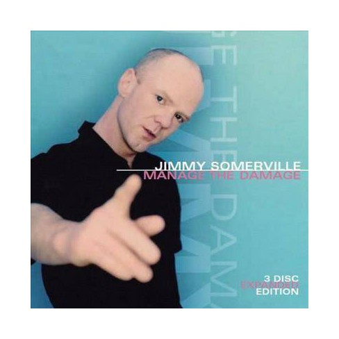 Jimmy Somerville - Manage the Damage (CD) - image 1 of 1