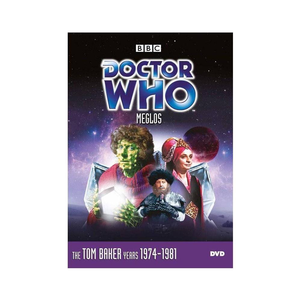 Dr Who Meglos Dvd 2019